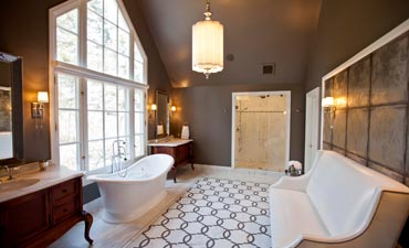 5 Bathroom Remodeling Trends for 2018 Oakland County MI