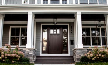 How Do I Choose a Front Door Color Clawson, MI