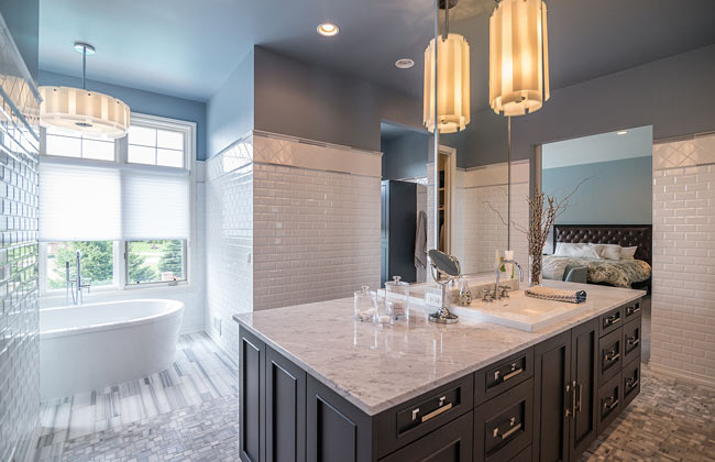 Bloomfield Township Bathroom Remodeling