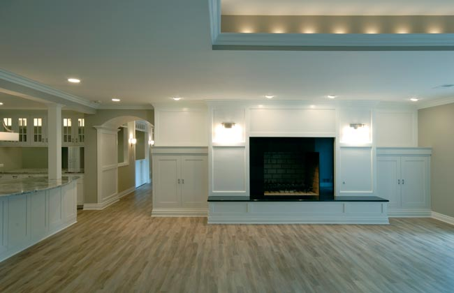 Oakland Township Basement Remodeling Contractors