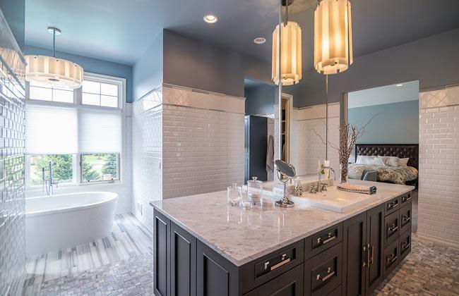 Remodeling Contractors Oakland Township MI Oakland Township Custom - Bathroom remodel oakland
