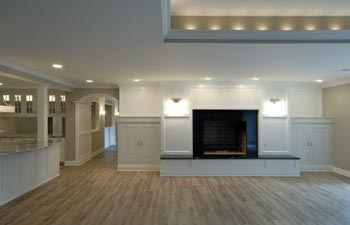 Michigan Basement Remodeling