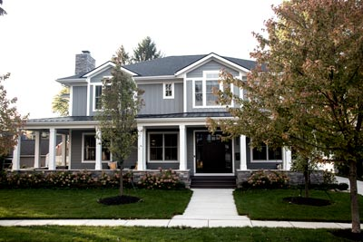 Custom Home Builders Michigan