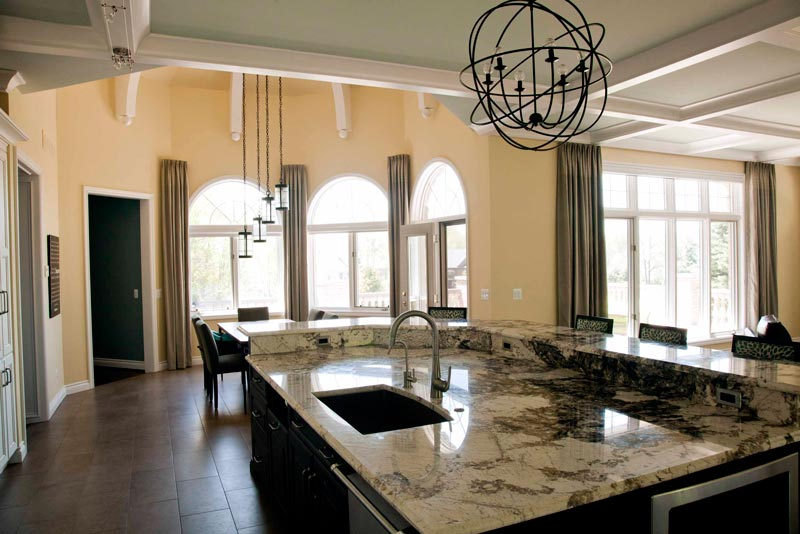 KitchenFamily Room Renovation Canton MI Kastler Construction Inc - Bathroom remodeling canton mi