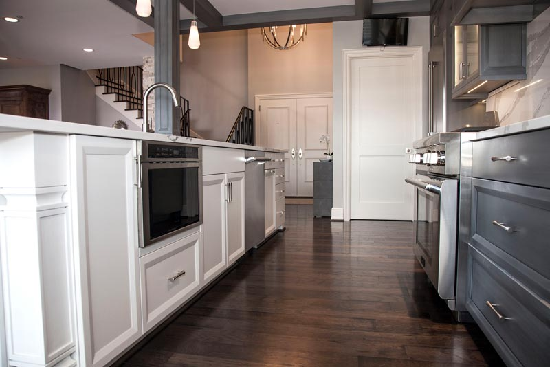 Interior Renovation Birmingham MI Kastler Construction Inc - Kitchen remodeling birmingham mi